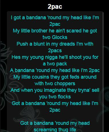 Future Top Lyrics for Android - APK Download
