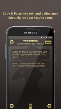 TextWing screenshot 2