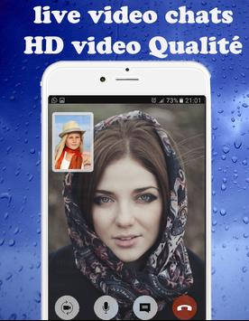 Free video call texing text now tips poster