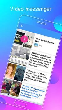 Fast Messenger Text and Video+ MMS screenshot 2