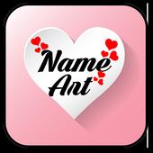 SB - Calligraphy Name Art icon