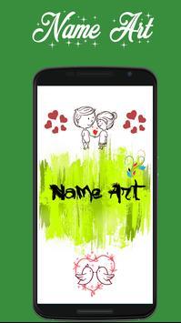 SB - Calligraphy Name Art screenshot 1