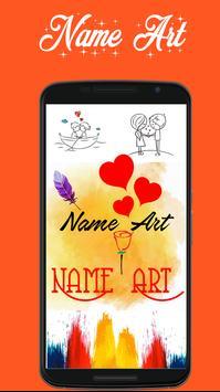 SB - Calligraphy Name Art screenshot 2