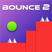 Mr. Bounce Ball Jump icon