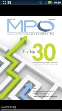 Medical Product Outsourcing poster