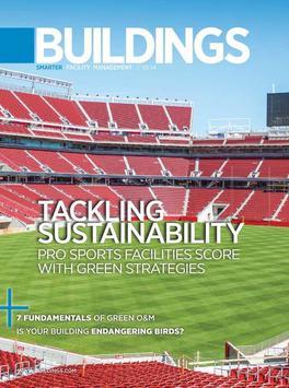 BUILDINGS Magazine poster