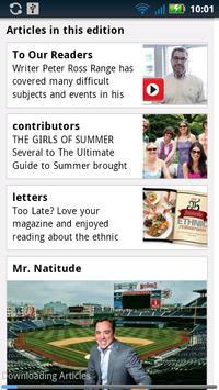 Bethesda Magazine screenshot 1