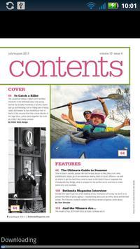 Bethesda Magazine screenshot 2