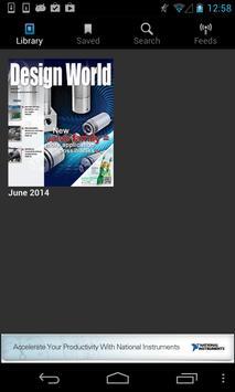 Design World Network poster