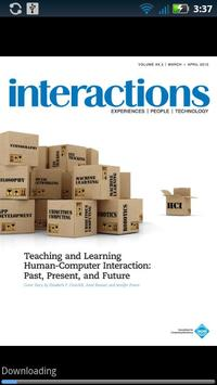 ACM interactions poster