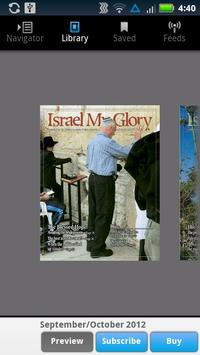 Israel My Glory poster