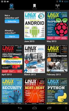 Linux Journal screenshot 6