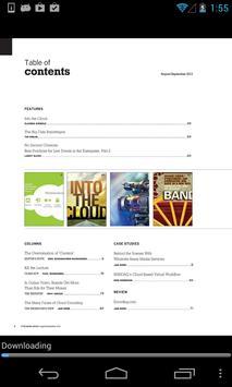 Streaming Media Magazine apk screenshot