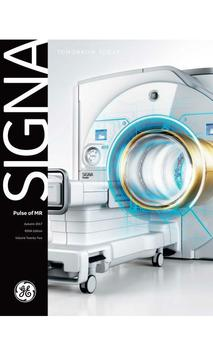 GE Signa Pulse poster