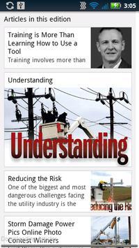 Utility Products Magazine screenshot 1