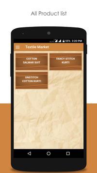 Textile Market screenshot 3