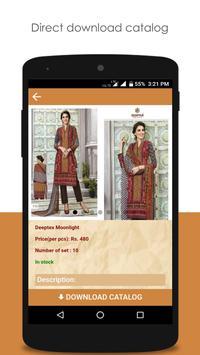 Textile Market screenshot 5