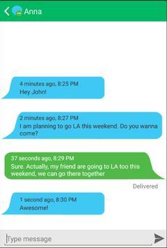 TextMe apk screenshot