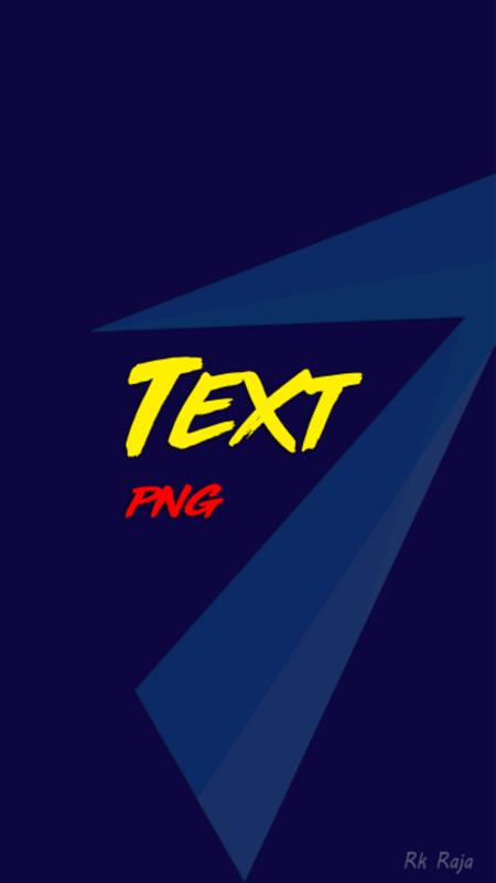Hd Text Png Hindi English Status New Text Png For Android