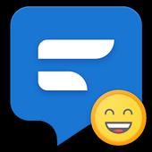 Textra Emoji - Twitter Style icon