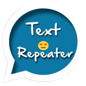 Text Repeater icon