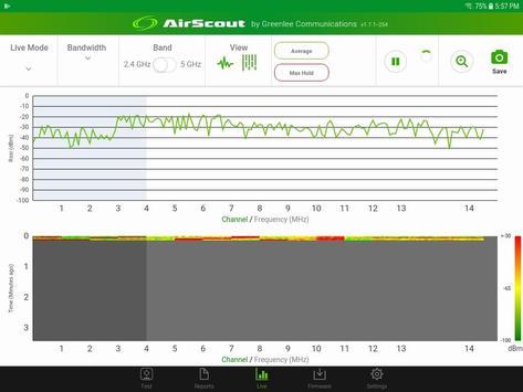 AirScout apk screenshot