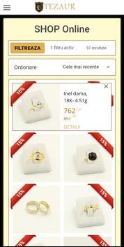 Tezaur Online screenshot 1