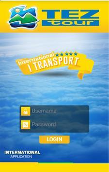 I Transport poster
