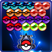 New Poki-mon Bubble Shooter icon