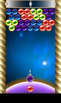 New Poki-mon Bubble Shooter screenshot 1