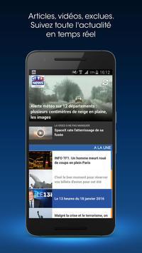 MYTF1News apk screenshot