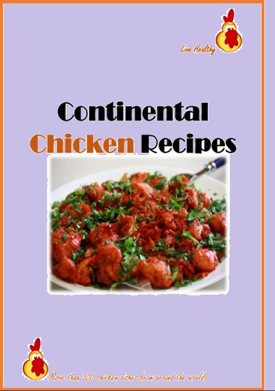 Continental chicken recipes descarga apk gratis libros y obras de continental chicken recipes poster forumfinder Gallery