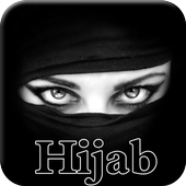 Hijab Photo Editor For Girls – Beautiful Eyes Pics icon