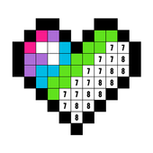 Color by Number icon