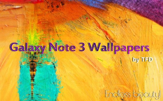 Wallpapers Of Galaxy Note 3 Apk Screenshot