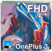Stock OnePlus 3 Wallpapers (FHD) icon