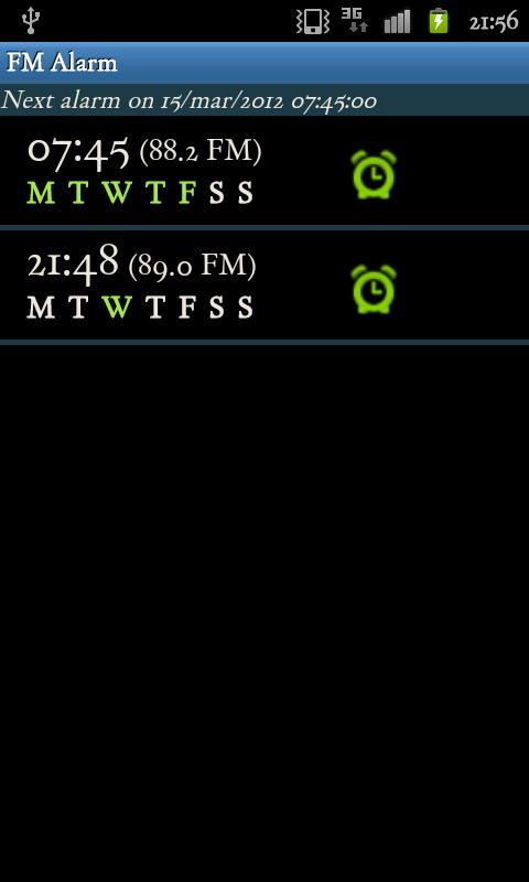 Alarm Clock (FM) Radio Demo for Android - APK Download