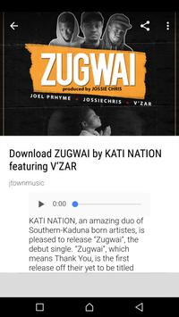 Jtownmusic.net apk screenshot