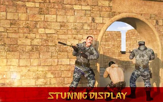 Deadly Frontline Commando War apk screenshot