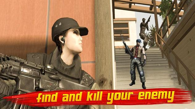 Frontline Commando Call Of Sniper: Death Contract poster