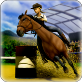 Horse Riding Derby Racing icon