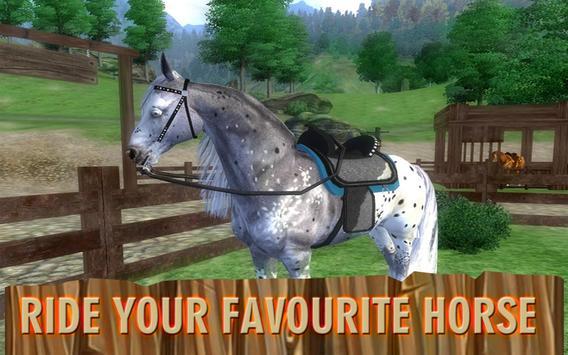 Horse Riding Derby Racing screenshot 8