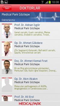 Medical Park apk screenshot