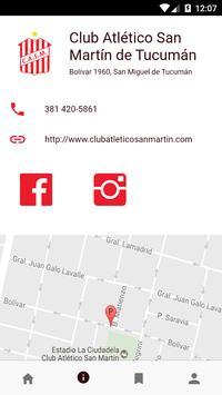 CASM Tucumán apk screenshot