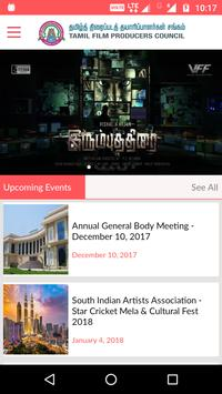 Tamil Film Producers Council (TFPC) - Official App poster