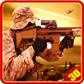 Epic War : Sniper Shooter icon