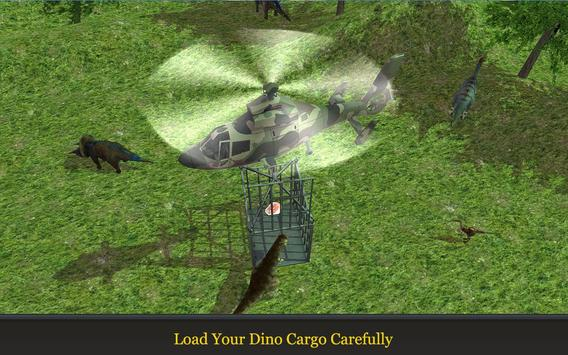 Mad Dino Truck & Plane Cargo apk screenshot