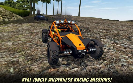 Mad Extreme Buggy Hill Heroes apk screenshot