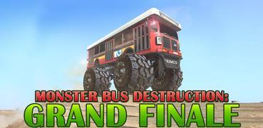 Monster Bus Destruction: Grand Finale