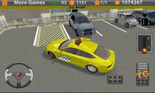 Mr. Parking: Fire Truck Cars screenshot 2